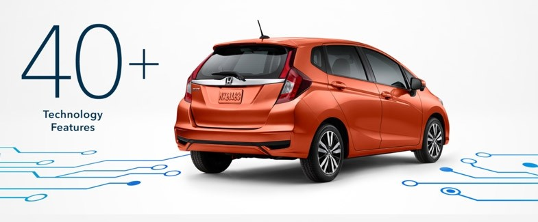 2018 Honda Fit Technology Features