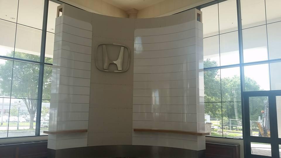 New Keenan Honda Dealership - Information Center