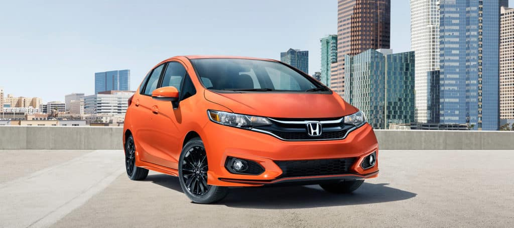 2018 Honda Fit Sports Trim