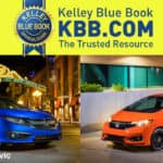 2018 Civic and Fit Secure 2 Spots on KBB's 10 Coolest Cars Under $20K List