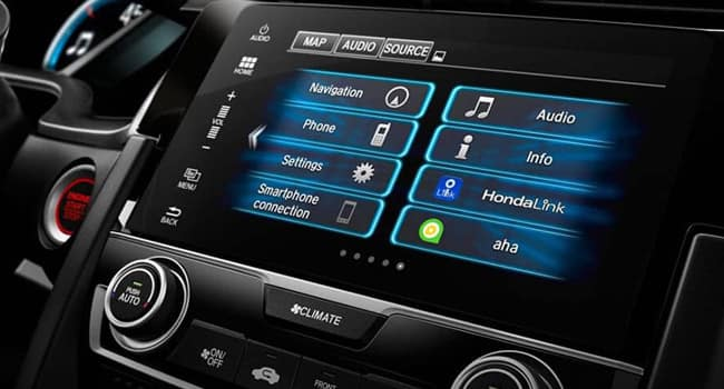 How Do You Use the Hondalink® App and What Are the Features?