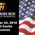 Travis Manion Foundation 9/11 Heroes Run 2018