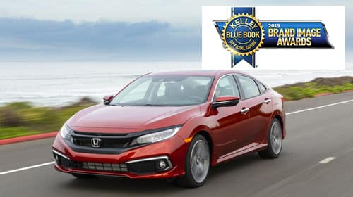 2019 Kelley Blue Book Brand Image Awards