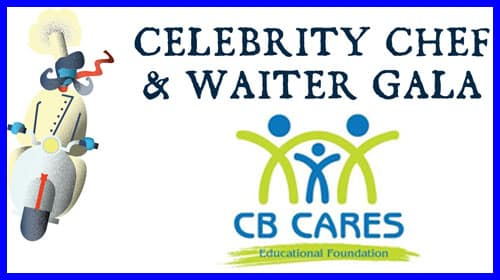 CB Cares 2019 Celebrity Chef and Waiter Gala
