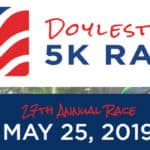 Doylestown 5k Race and Mile Fun Run 2019