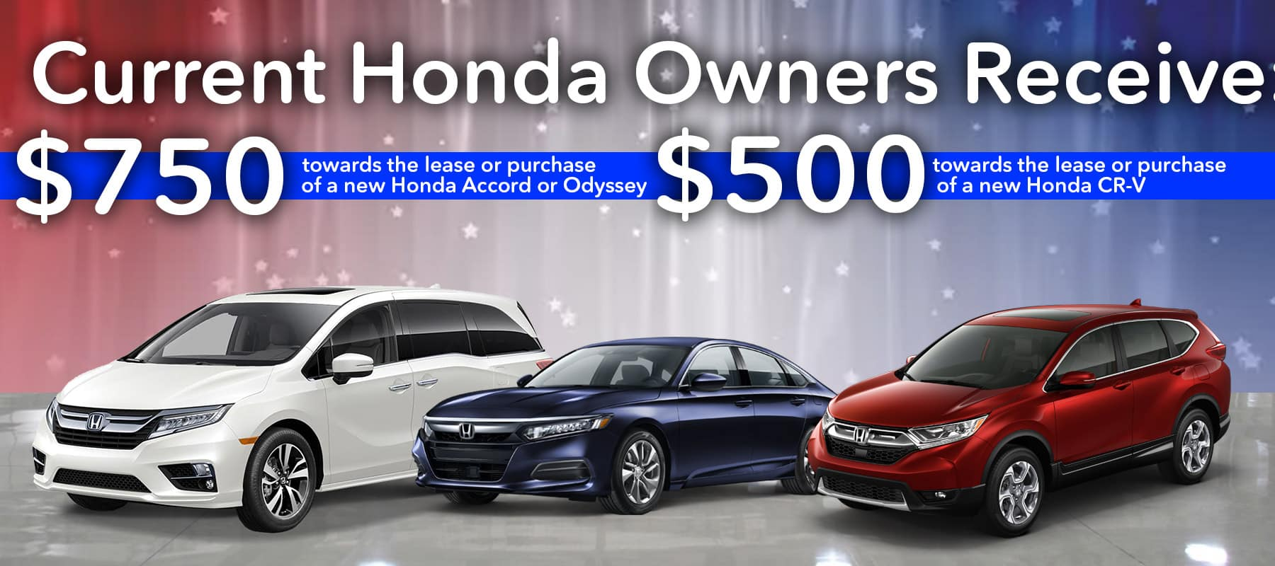 Owners Honda Com >> Honda Accord Loyalty 750 Towards A New Honda Accord Or Odyssey
