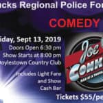 Central Bucks Regional Police Foundation Comedy Night 2019