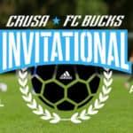 CRUSA and FC Bucks 11th Annual Invitational