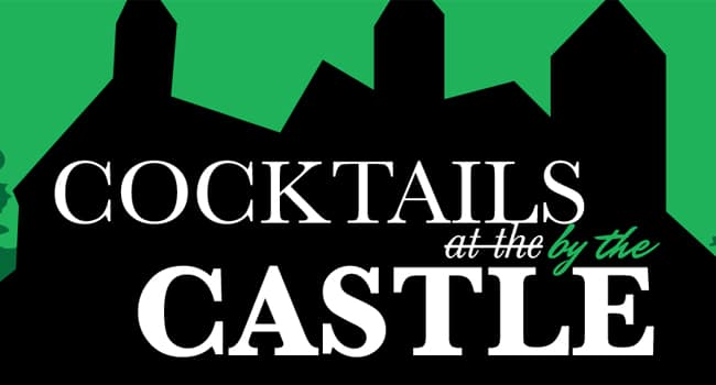Cocktails by the Castle 2020 at the Mercer Museum