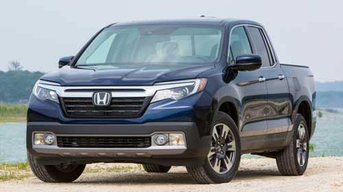 The Refreshed 2020 Honda Ridgeline has Arrived