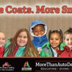 Auto Dealers Association CARing for Kids Coat Drive 2021