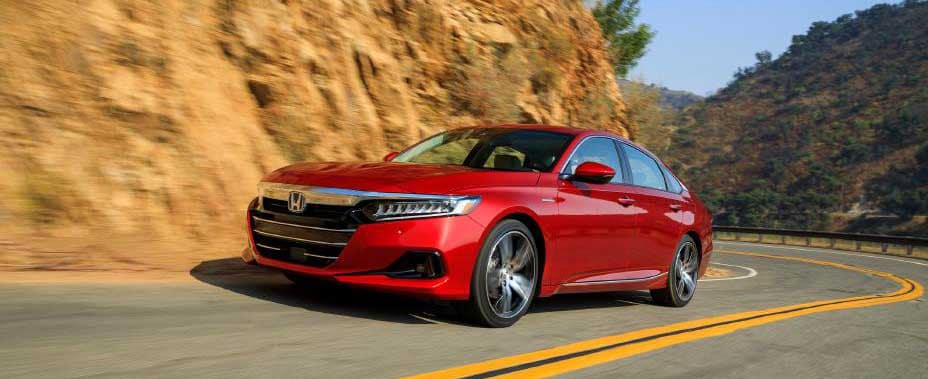 2021 Honda Accord Updated Styling, Features and New Trim