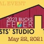 Central Bucks Chamber of Commerce Bucks Fever Artists' Studio Tour 2021