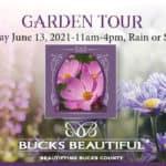Bucks Beautiful 26th Annual Garden Tour