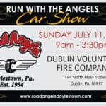 Road Angels' Rod Run Car Show 2021
