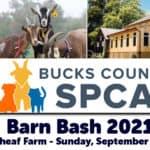 Bucks County SPCA Barn Bash at Barley Sheaf Farm
