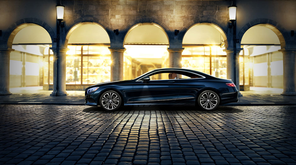 2017 mercedes benz s class coupe setting the standard for Mercedes benz doylestown pa
