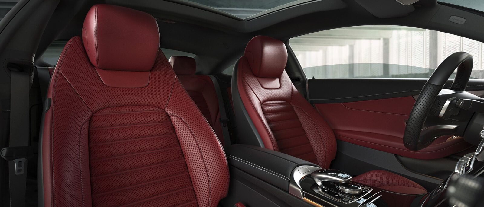 2018 mercedes benz c class coupe the definitive luxury coupe for Keenan mercedes benz