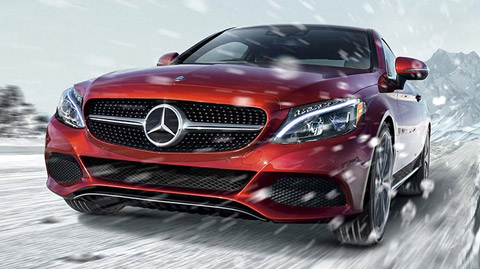 2017 C 300 4MATIC® Coupe