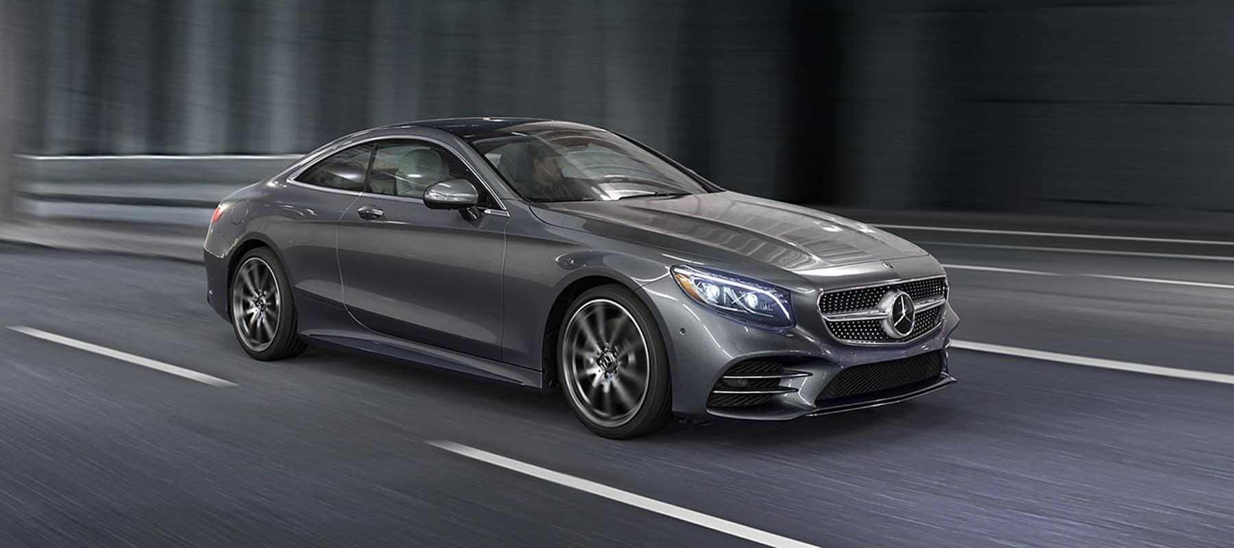 2018 mercedes benz s class coupe setting the standard for Mercedes benz service doylestown
