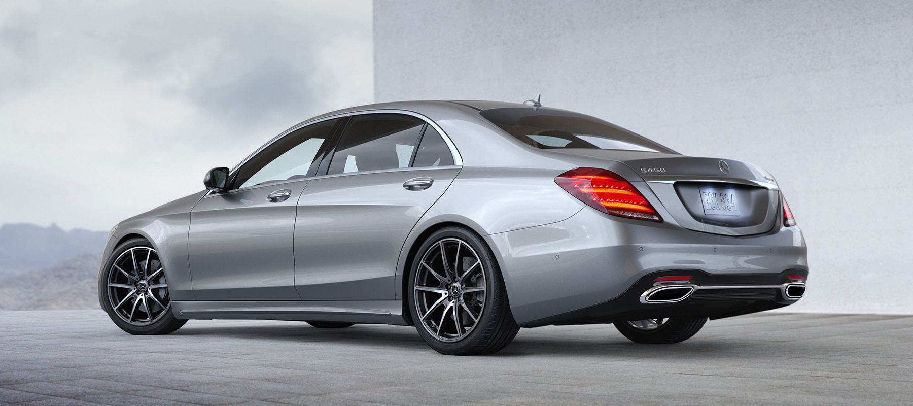 2018 mercedes benz s class sedan exquisitely redesigned for Mercedes benz s550 parts and accessories