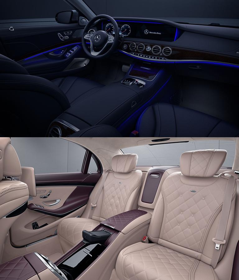 2018 Mercedes-Benz S-Class Technology