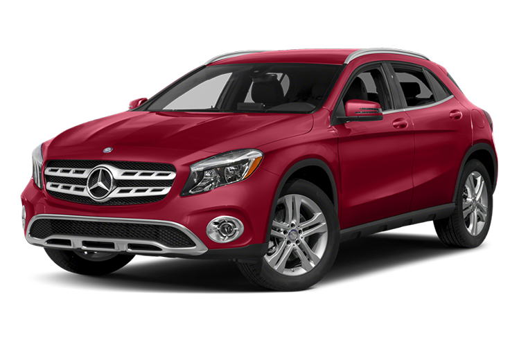 2019 Mercedes-Benz GLA SUV at Keenan Motors