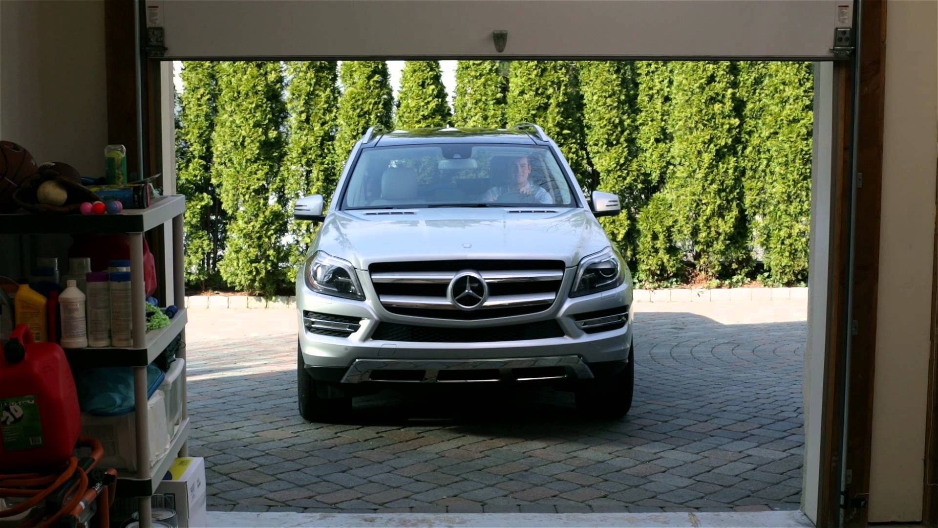 How To Program Your Mercedes Benz Garage Door Opener Keenan Motors