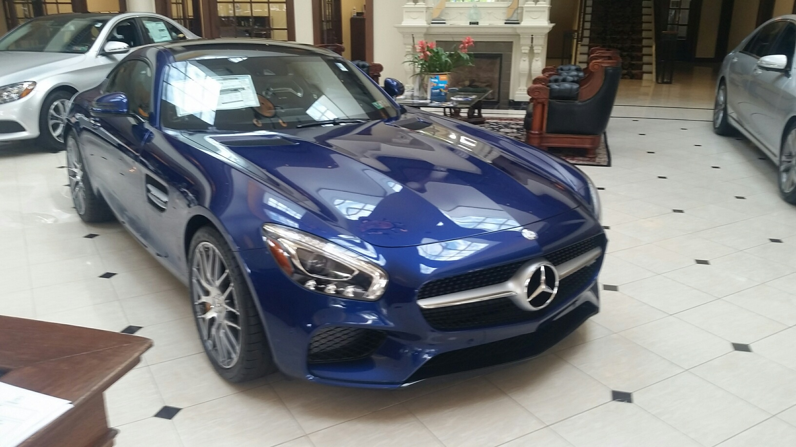 2016 Mercedes Amg Gts Superior Performance Luxury And