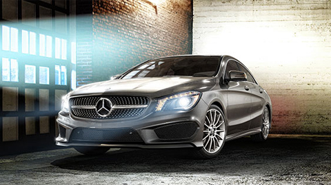 Certified Pre-Owned CLA Special Offers