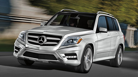 Certified Pre-Owned GLK Special Offers