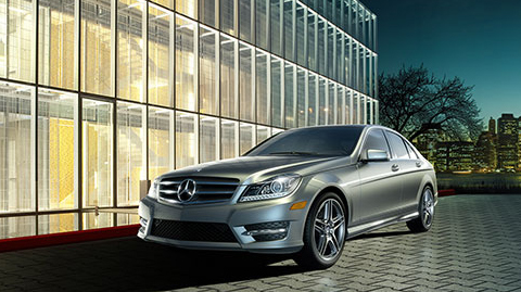 Certified Pre-Owned C-Class Special Offers