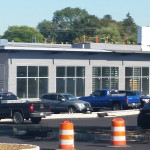 New Keenan Motors Mercedes-Benz Dealership Almost Complete!