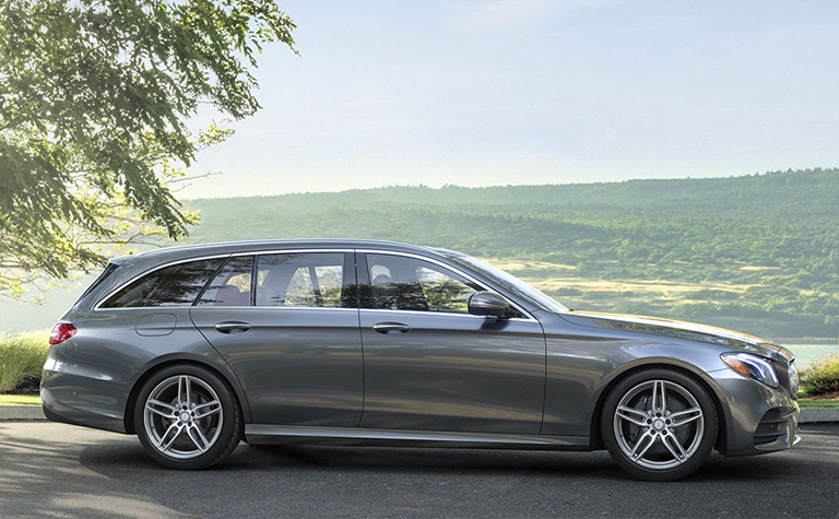 2017 Mercedes-Benz E-Class Wagon Volume and Utility