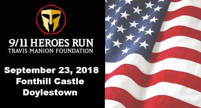 Travis Manion Foundation 9/11 Heroes Run
