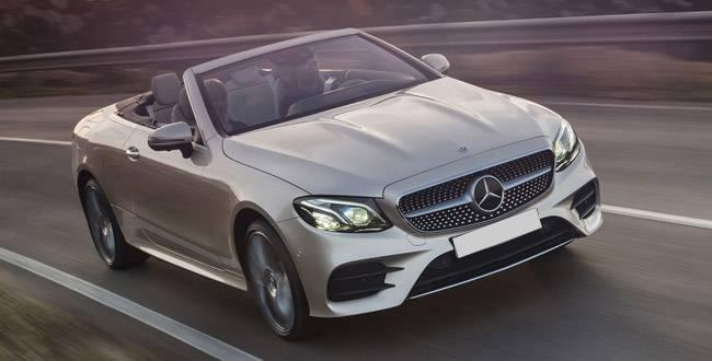 2018 Mercedes Benz E Class Cabriolet Release Date
