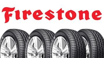Firestone Tire Rebate up to $100 Rebate