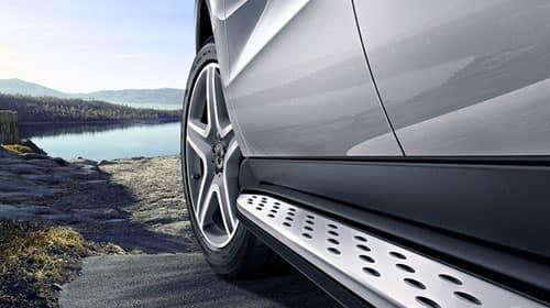 Mercedes-Benz Tire Special