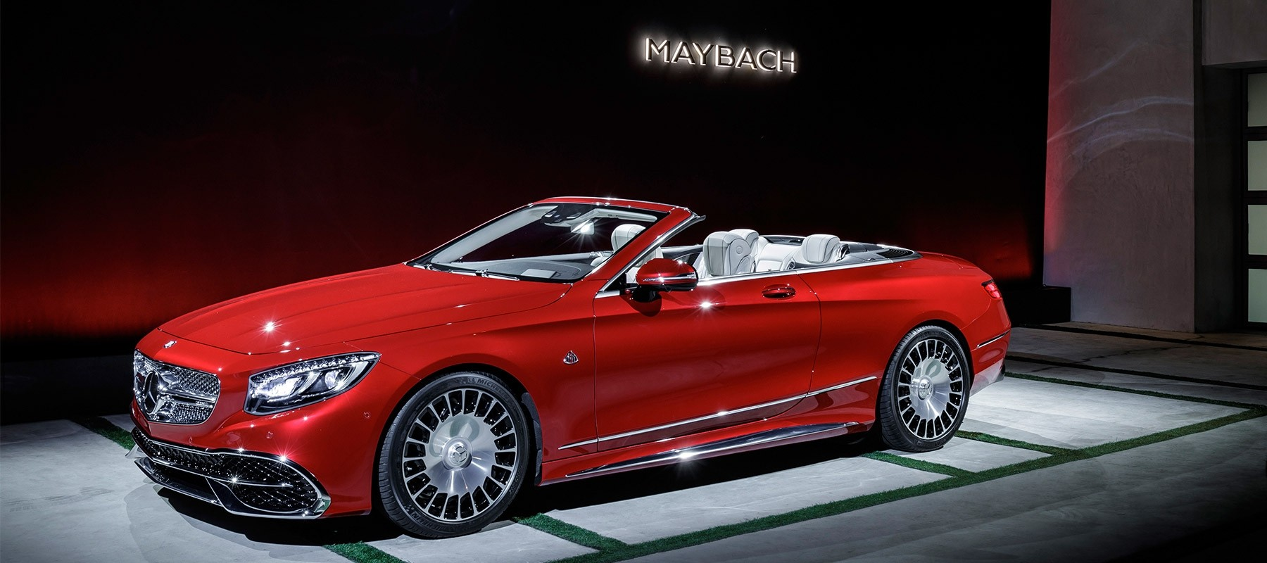 Mercedes Maybach S 650 Cabriolet 1 Of 300 Limited Edition