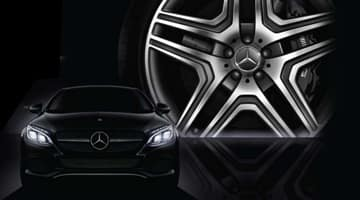 Mercedes-Benz Tire Special-Save $150 on set of new tires