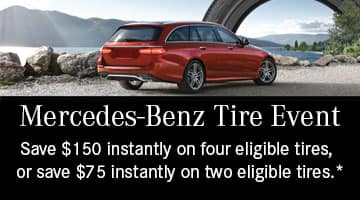 Mercedes-Benz Tire Event at Keenan Motors