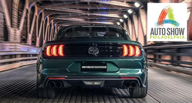 The 2018 Philadelphia Auto Show