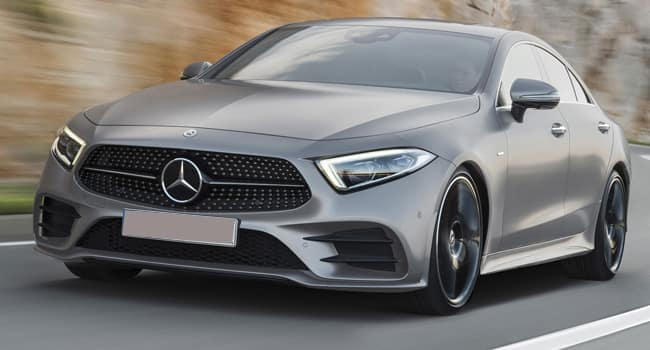 New Mercedes-Benz 2019 CLS
