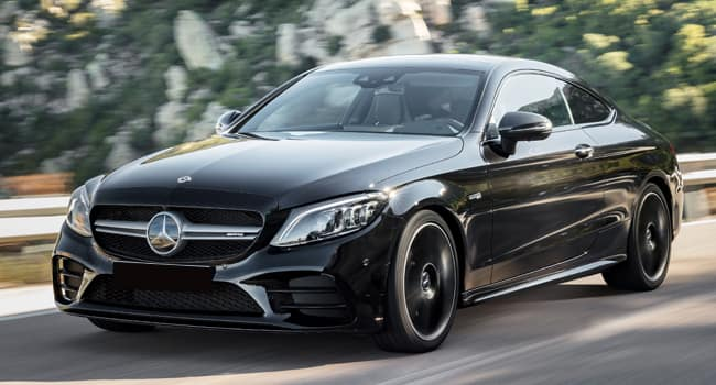 The New 2019 Mercedes Benz C Class Coupe Coming Soon