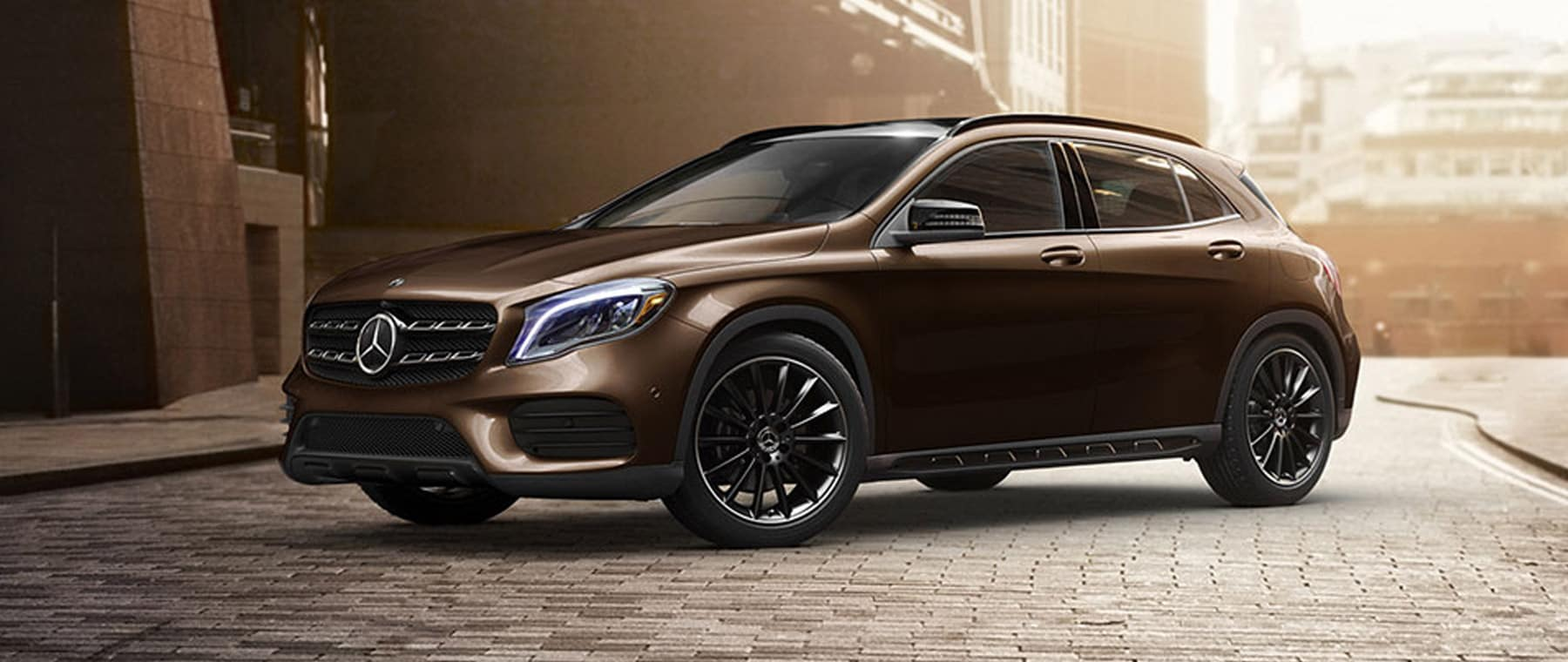 2019 mercedes benz gla suv a subcompact suv like no other. Black Bedroom Furniture Sets. Home Design Ideas