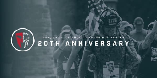 Travis Manion Foundation 9/11 Heroes Run 2021