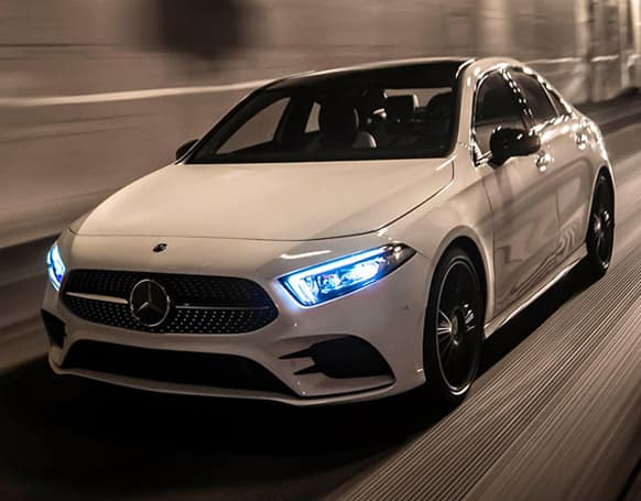2019 Mercedes-Benz A-Class Performance