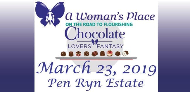 A Woman's Place 24th Annual Chocolate Lovers' Fantasy