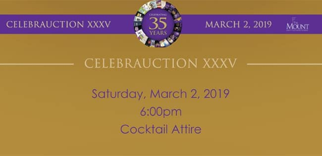 Mount Saint Joseph Academy Celebrauction XXXV
