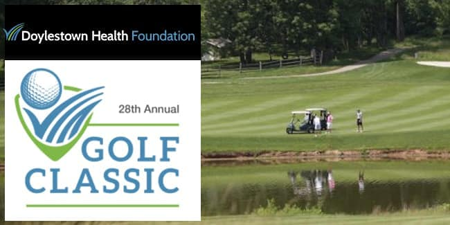 Doylestown Health Foundation 28th Annual Golf Classic